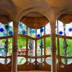 Interior of Casa Batllo Main Hall