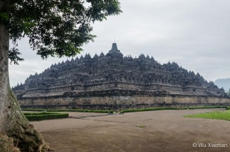 Borobudur - a UNESCO world heritage site