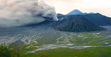 Mt Bromo Pano