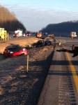 crash on I-79 near weston