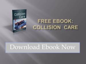 Collision Care Ebook ad