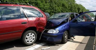 Morgantown Car Accident Image