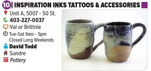 Inspiration Inks Tatoos