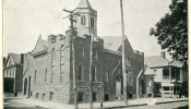 First Baptist Church where Florence was a member