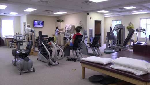 Pantops Physical Therapy Collecting Rehab Equipment  WVIR NBC29 Charlottesville News Sports