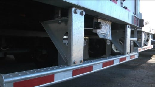 IIHS Rear Impact Guards on Big Rigs Can Leave You at Risk