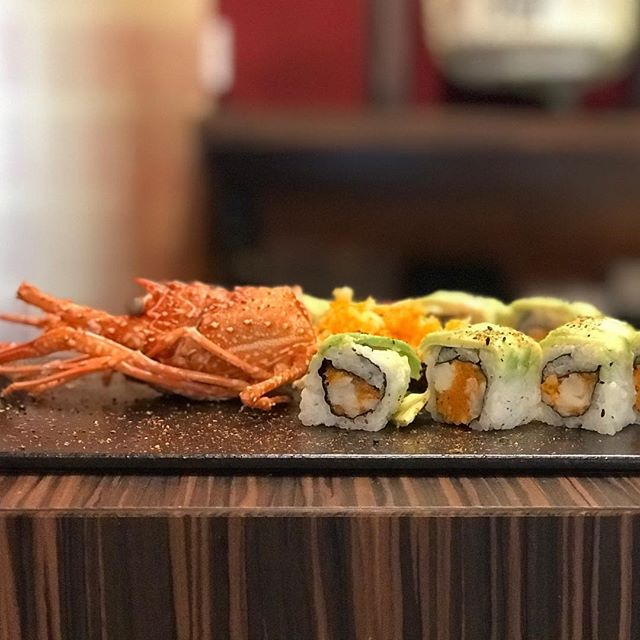Another amazing creation from the mind of @pierangelo14 at Harborfront. #TGIF #SUSHI .....#travel #traveling #socialenvy  #vacation #visiting #instatravel #instago #instagood #trip #holiday #photooftheday #fun #travelling #tourism #tourist #instapassport #instatraveling #mytravelgram #travelgram #travelingram #igtravel  #ForeverBermuda#GoToBermuda#Bernews#BermudaDreaming#Paradise #photography