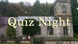 Quiz Night - St James Milton Abbas