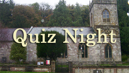 Quiz Night - St James Milton Abbas
