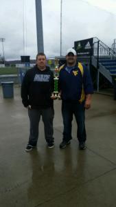 BJ Dickerson & JR Mink - 1st Place winners of $60