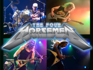 The Four Horsemen - MountainFest Motorcycle Rally