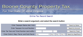 Boone County Taxes