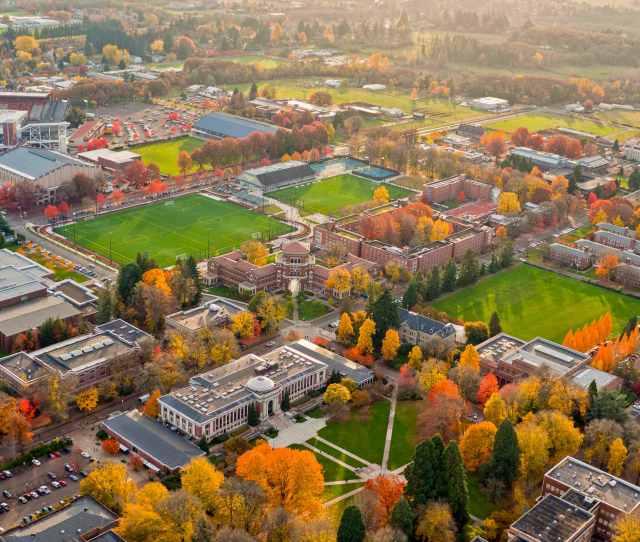 Oregon State University Master Plan