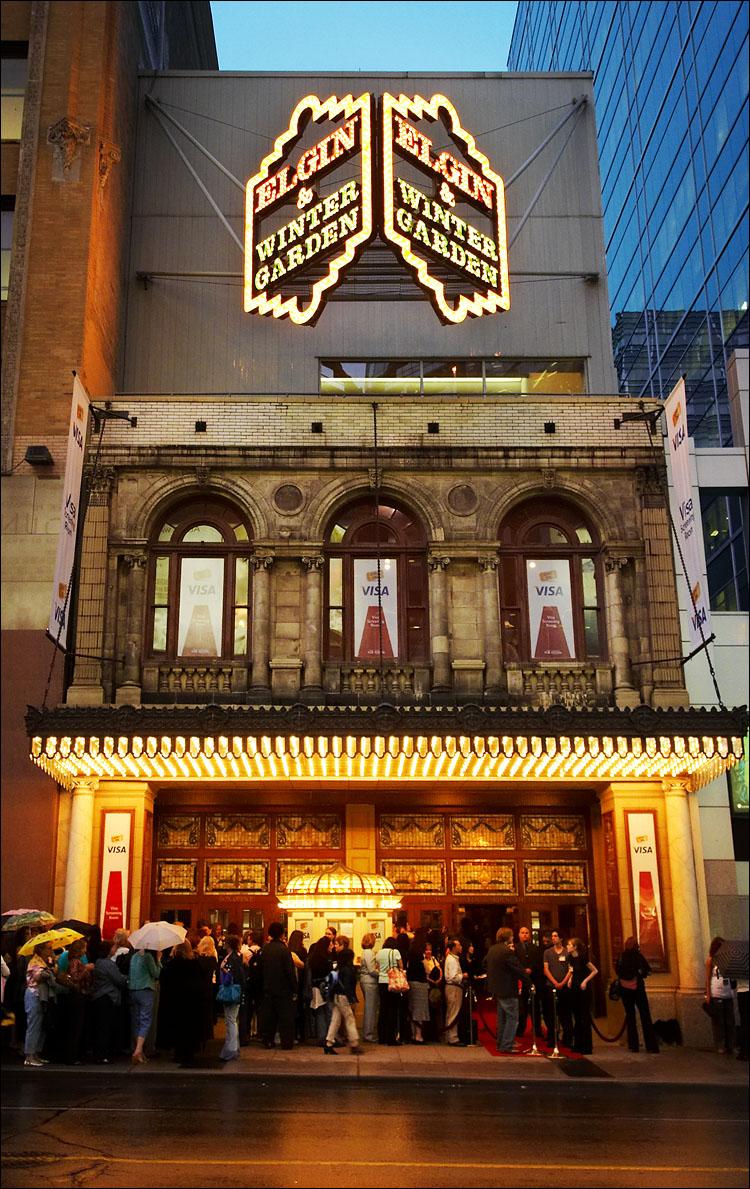 The Elgin & Wintergarden Theatre,  Toronto