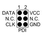 Atmel AT AVRISP AVR ISP mkII In-System Programmer
