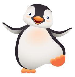 Penguin Clipart 1