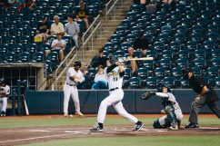West Virginia shortstop Jeron Williams. Logan Adams/WVSN