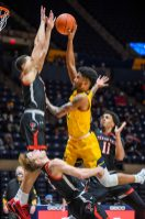 (Dale Sparks/WVU Athletic Communications)