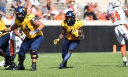 Oklahoma State University vs West Virginia University Football