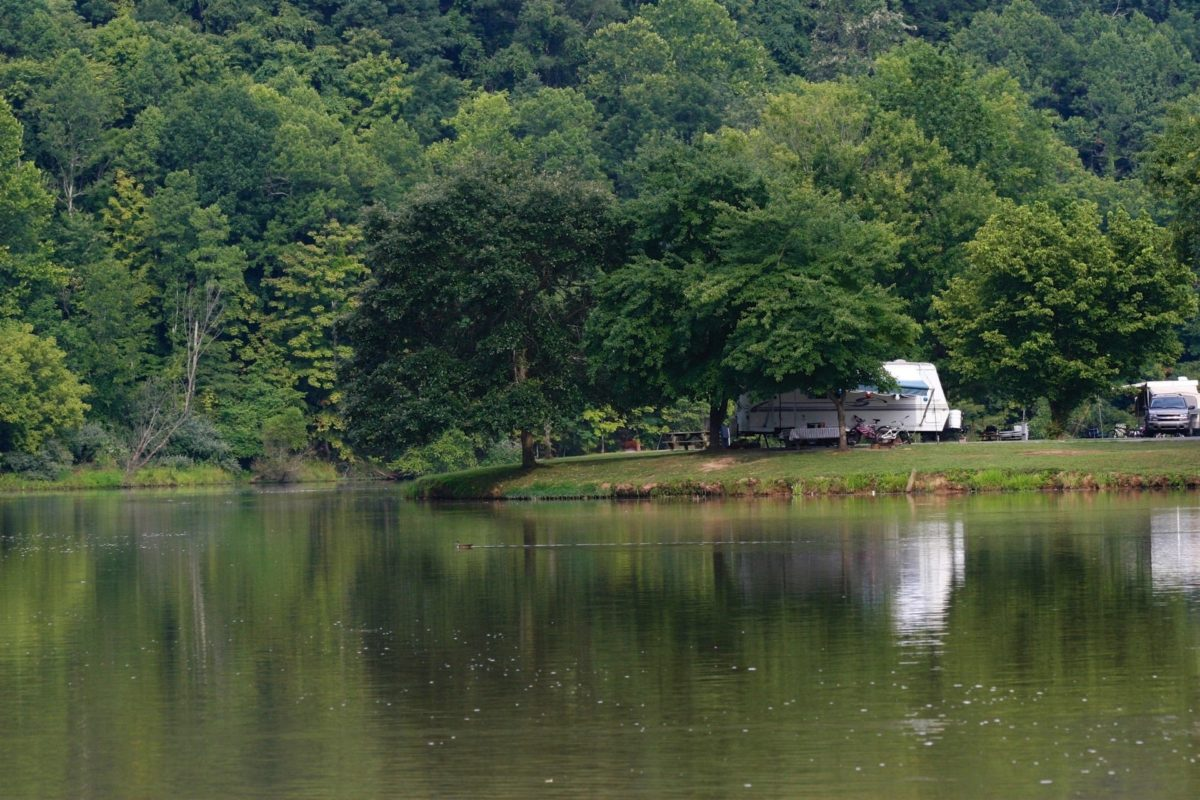 Beech Fork State Park  West Virginia State Parks  West