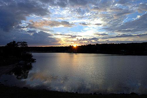 Big Bear Lake Camplands  Almost Heaven  West Virginia