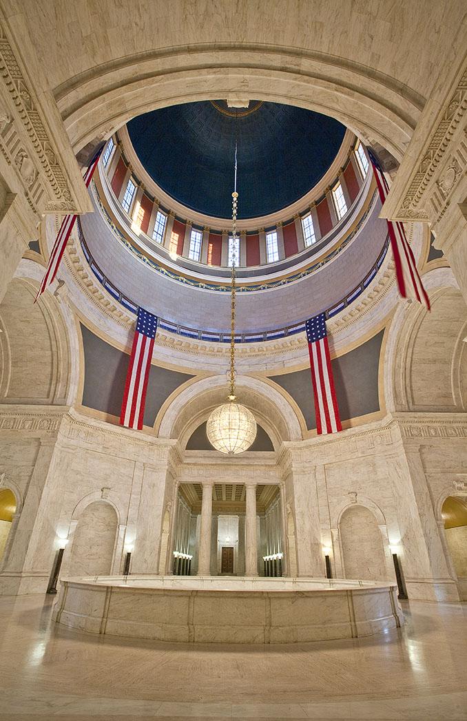 Cass Gilberts West Virginia State Capitol  West Virginia