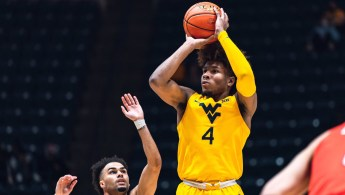 Mountaineers, Huskies to Meet Tuesday Afternoon at the WVU Coliseum - West Virginia University Athletics