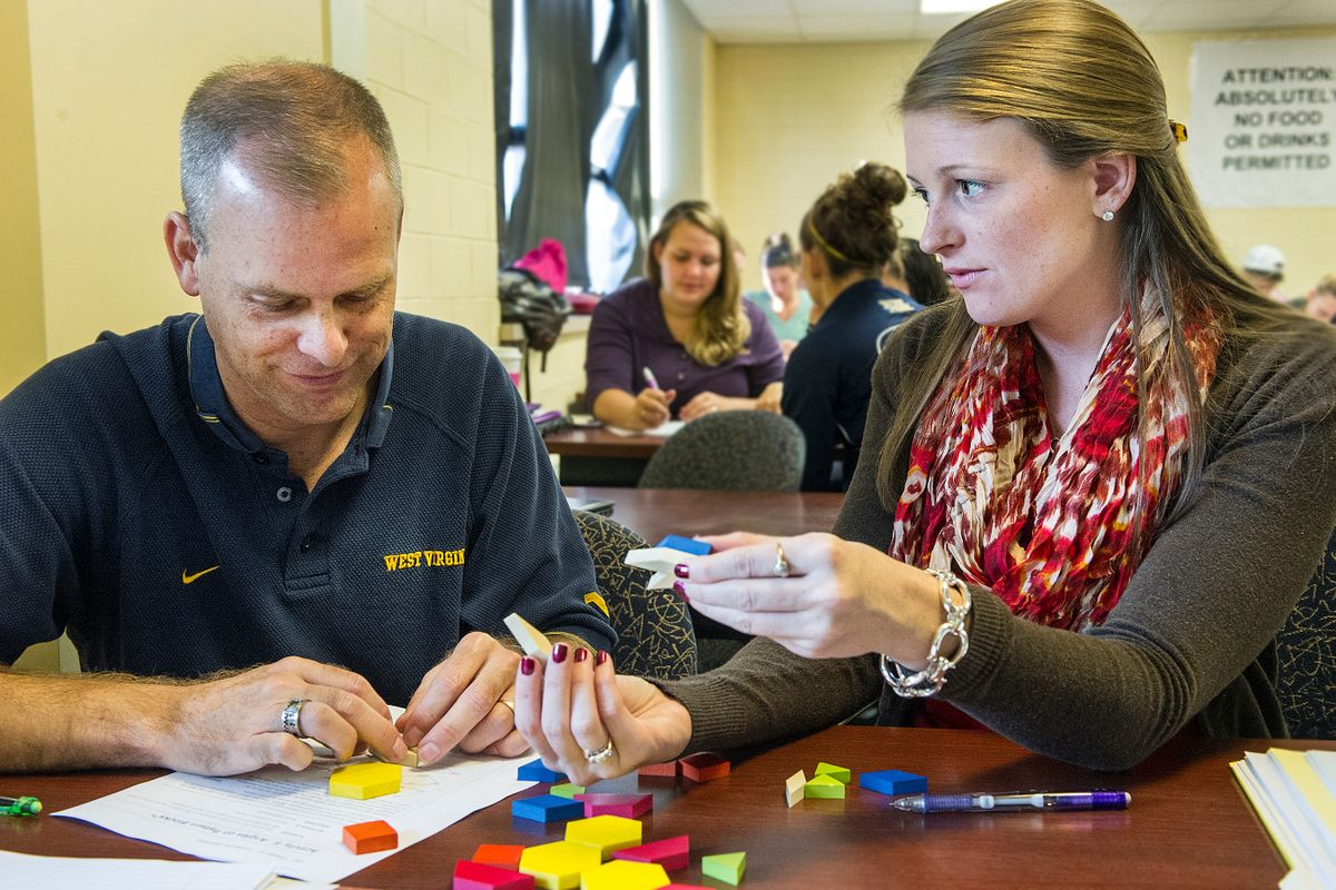 Wvu Center Excellence In Stem Education Rural