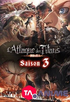 Snk Saison 3 Episode 1 Vostfr : saison, episode, vostfr, Shingeki, Kyojin, Saison