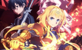Sword Art Online: Alicization – War of Underworld الحلقة 0
