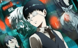 Tokyo Ghoul الحلقة 1