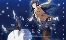 فيلم Seishun Buta Yarou wa Yumemiru Shoujo no Yume wo Minai