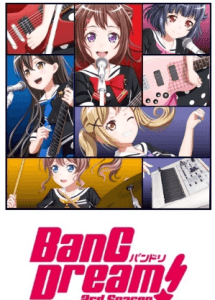BanG Dream! 3rd Season