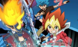 Yu☆Gi☆Oh!: Sevens الحلقة 1
