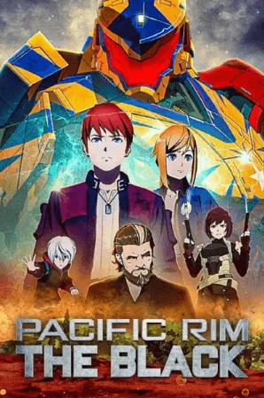 Pacific Rim: Ankoku no Tairiku