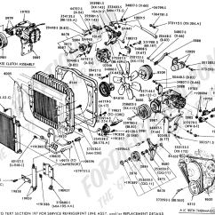Ford 302 Engine Parts Diagram Wiring For Single Phase Reversible Motor 352 Get Free Image About