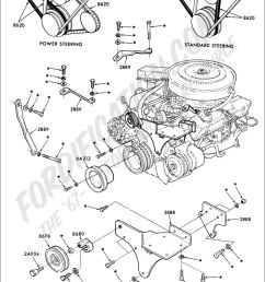 ford truck technical drawings and schematics section f ford engine parts diagram 1979 ford 302 engine diagram [ 1025 x 1428 Pixel ]