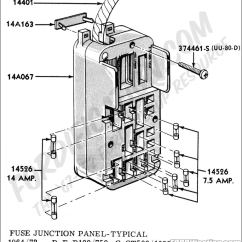 1966 Corvette Starter Wiring Diagram Brake Controller Chevy Ford Truck Technical Drawings And Schematics - Section I Electrical