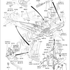 Front End Diagram P90 Wiring Seymour Duncan Schematics Of The A Ford F150 4x4 Autos Post