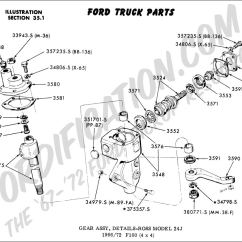 F250 Steering Diagram Oven Wiring Ford Truck Technical Drawings And Schematics Section C
