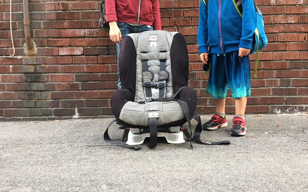 Recycle Your Child's Car Seats with Toronto's Green Propeller Recycling