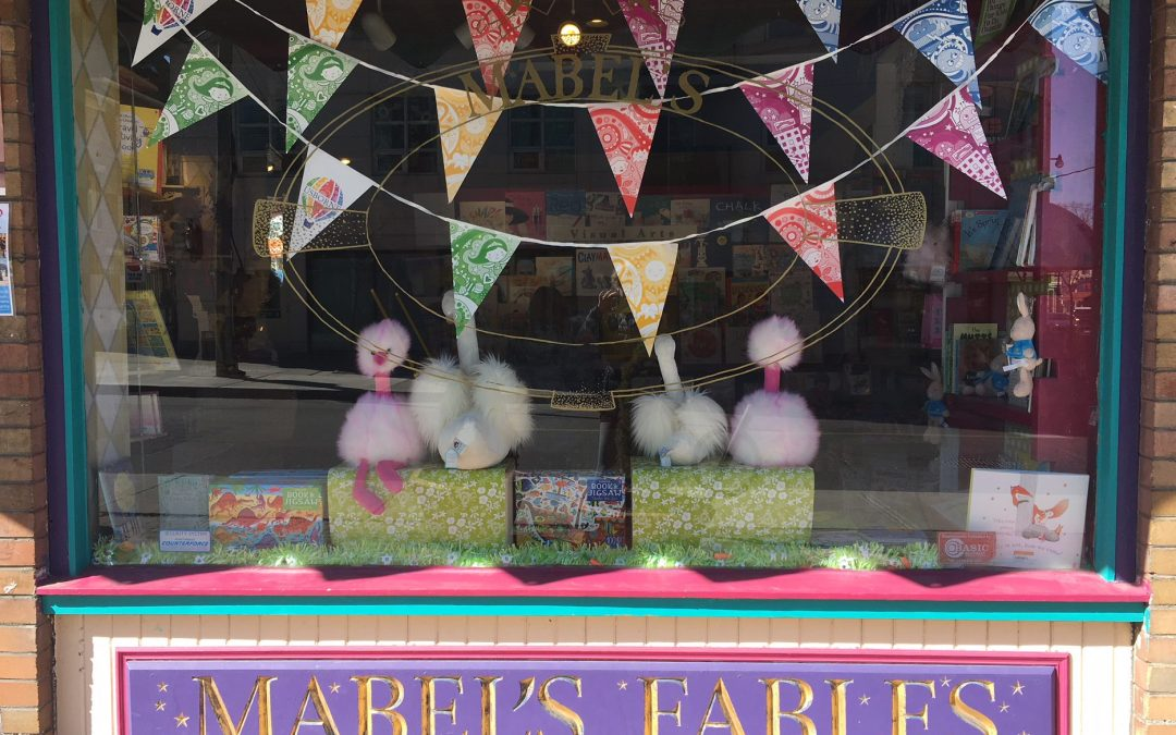 Mabel's Fables Book Store