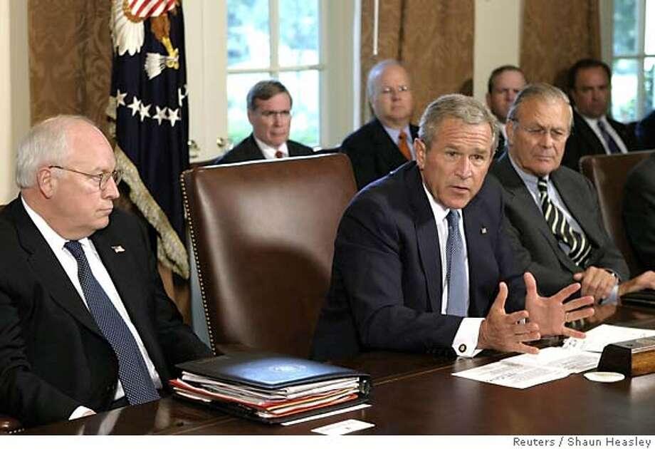 Bush Cabinet Members | Nrtradiant.com