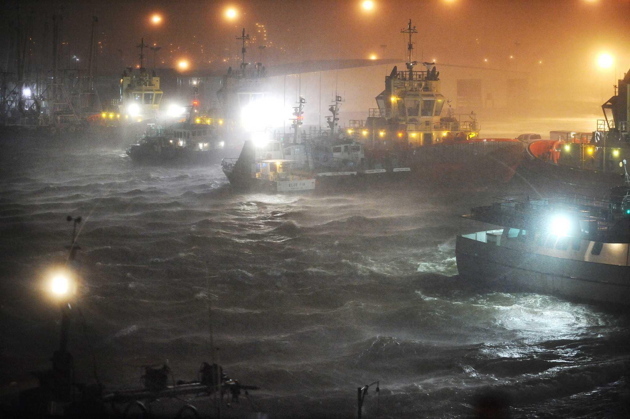 8 Years Ago Hurricane Ike Powered Through Southeast Texas
