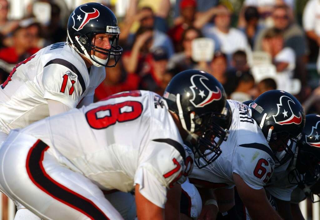 Image result for houston texans first game ever