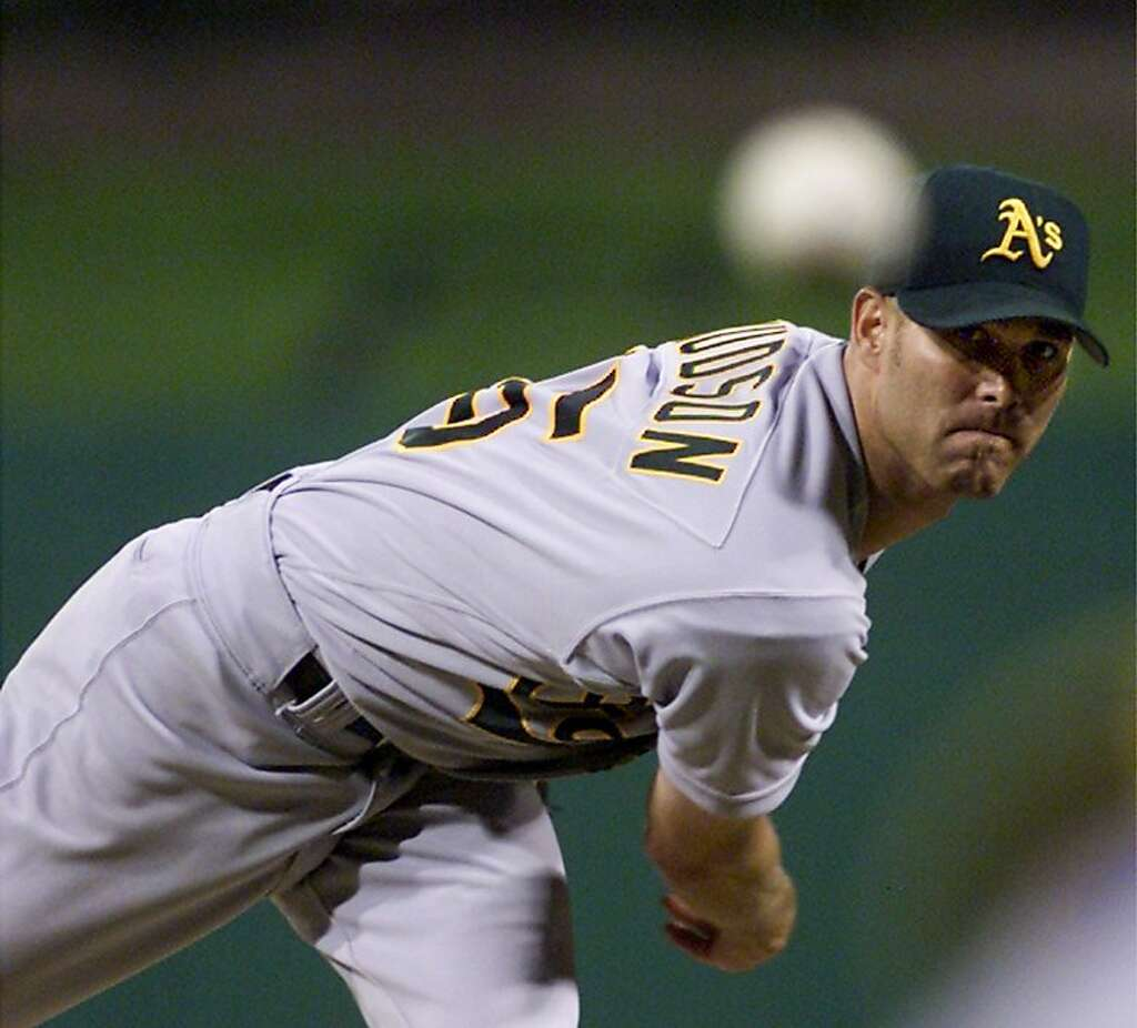 Giants Tim Hudson Agree To 2 Year Deal SFGate