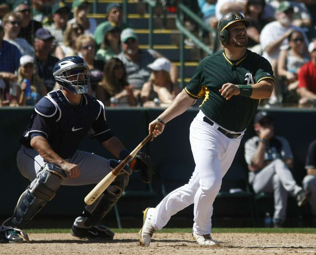 Chili Davis Sees A Lot To Like In A's Stephen Vogt SFGate
