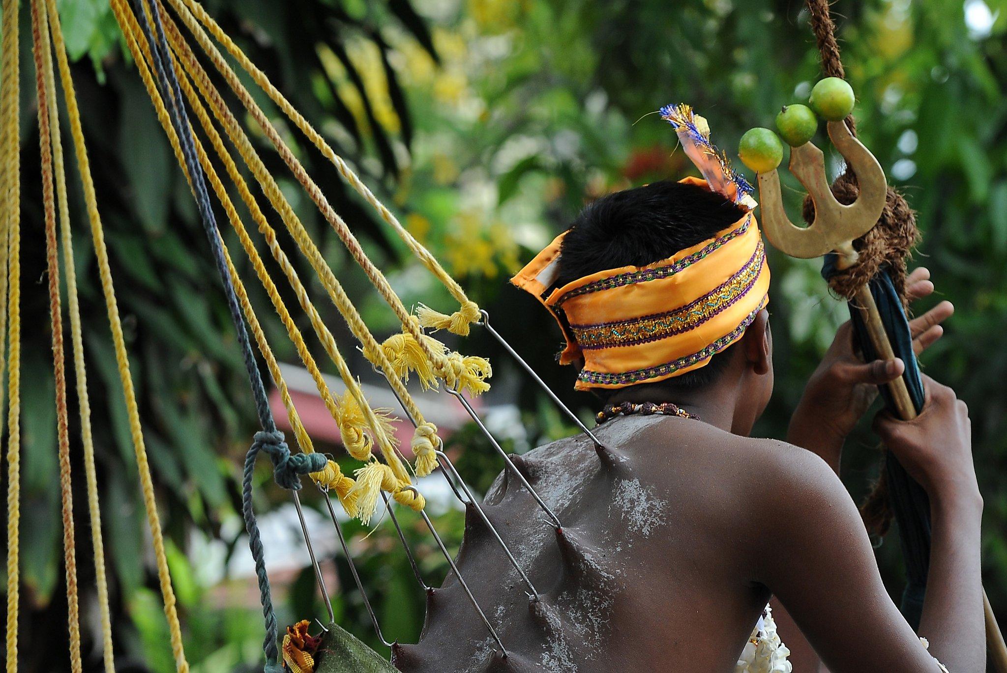 Sri Lanka Vel Hinduism festival honors the god of war  SFGate