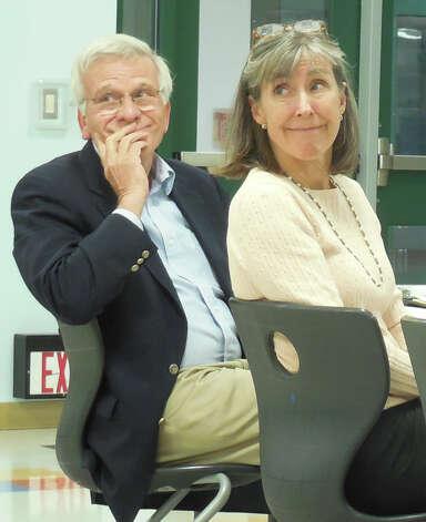 NESC Consultant Bill Brautigam and Regional Director of SWCT Deborah Brennan