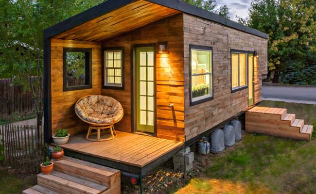 Tiny House Trend Moves Across Usa San Antonio Express News